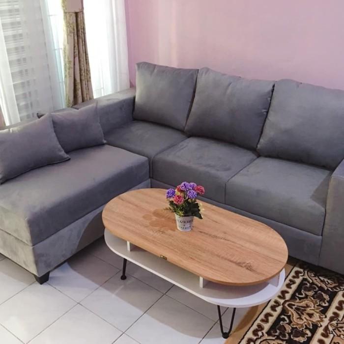 Jual Sofa L Minimalis, Sofa Murah