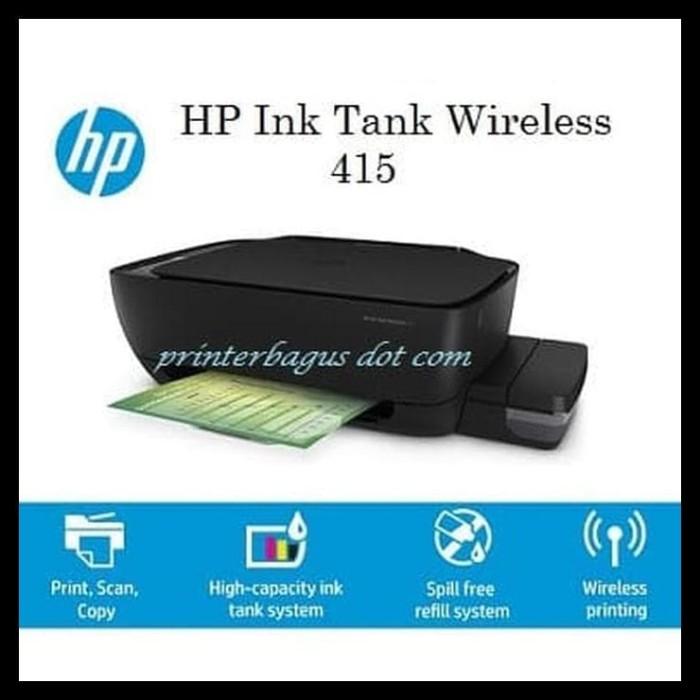 Jual Termurah Hp Ink Tank Wireless 415 All In One Printer Best Seller Jakarta Selatan Fuadystore Tokopedia