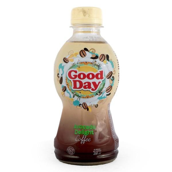 Jual Good Day Avocado Delight Coffee 250ml Minuman Kopi Alpukat Botol Jakarta Barat Sekaiimart Tokopedia
