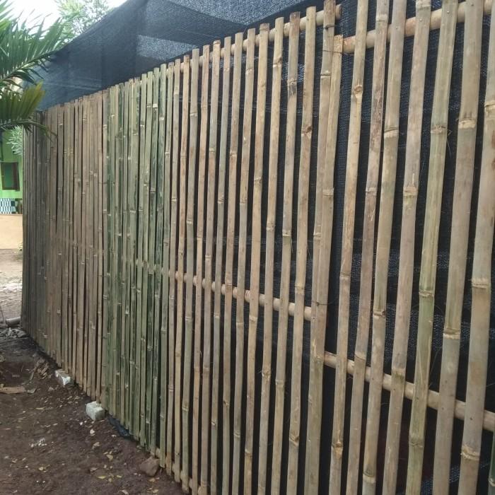 Jual Pembuatan Pagar Minimalis Dari Tanaman Bambu - Kab. Bogor - RAHMAN  FLORIS | Tokopedia