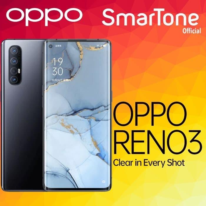 Foto Produk Oppo Reno 3 PRO 3 PRO 8Gb 256Gb 8 256 Gb 8/256 8/256Gb Garansi Resmi B dari Smartone
