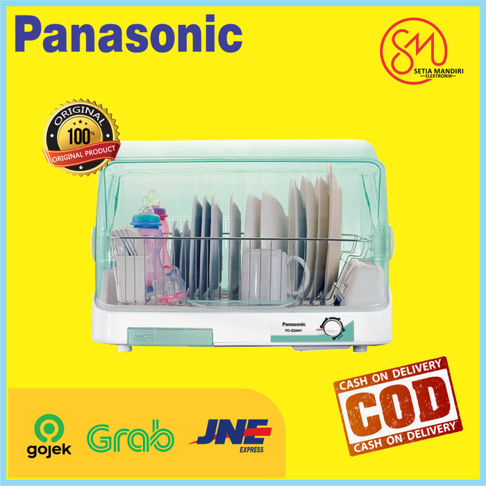 Foto Produk PANASONIC FD-S03S1 D-Sterile Sterilizer Dish Dryers FD S03S1 - TANPA BUBBLE dari Setia Mandiri Elektronik