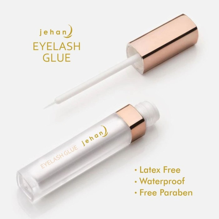 Foto Produk Lem Bulu Mata Jehan / Jehan Eyelash Glue dari CV Herbal House Lestari