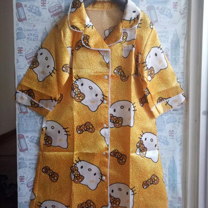 Foto Produk piyama hello kitty wanita/daster hello kitty/baju tidur wanita dari ChooseMee