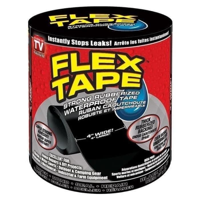 Foto Produk Flex Tape Isolasi Ajaib Super Kuat Rubberized Water Proof dari grosirltc