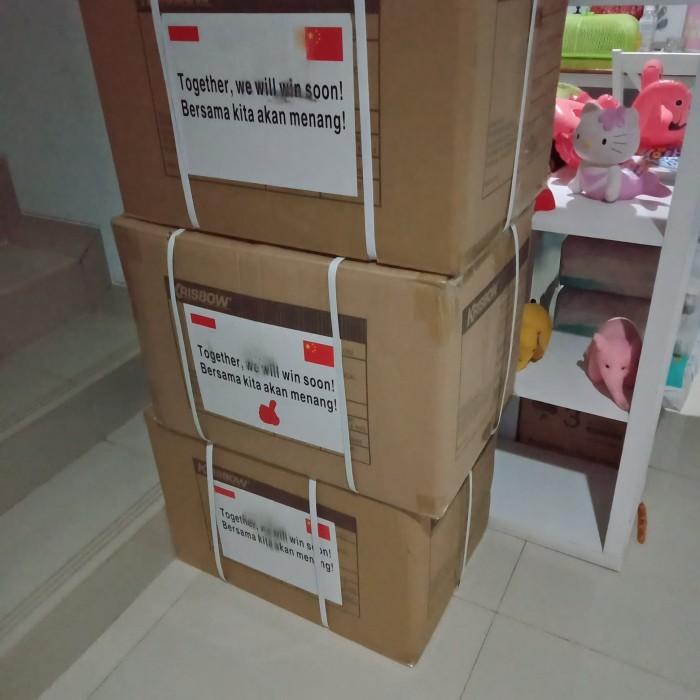 Foto Produk coverall standar virus EN 14126 dari APD safety17