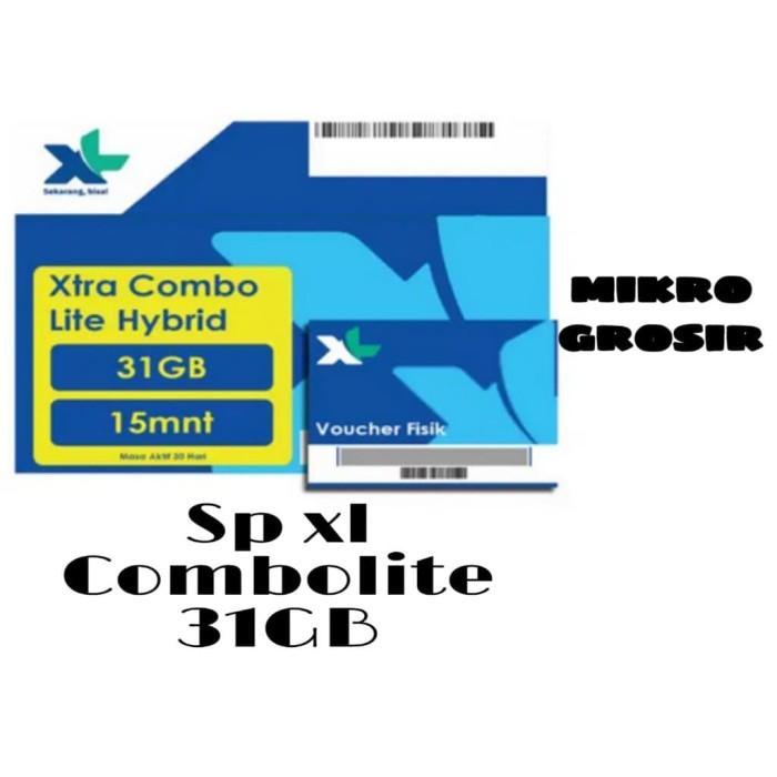 Jual Promo Xl Combo Lite 31gb Kab Bekasi Winit Reguler Tokopedia