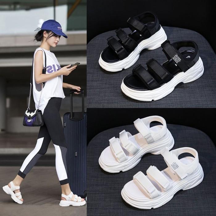 Jual Sepatu Sandal Wanita INS Flat Gaya