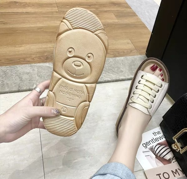 Foto Produk Sandal Flat Wanita Tali Vintage - Sendal Jepit Cewek Kulit Sintetis dari toko_fitriagustina