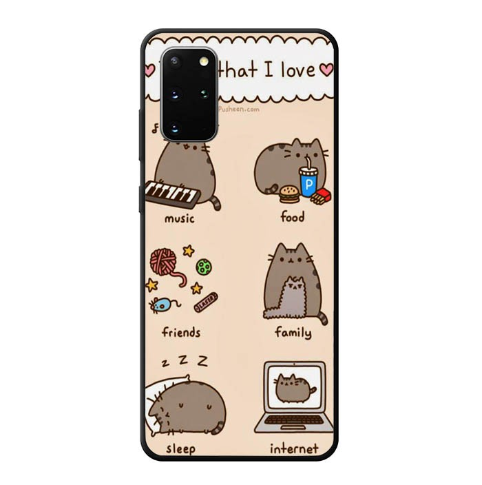 Jual Hardcase Samsung Galaxy S20 Plus Pusheen Cat Wallpaper Y0755 Kota Semarang Infinity Case Store Tokopedia