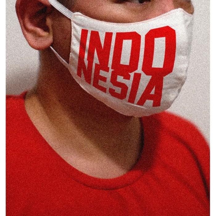 Jual Masker Kain 2 Lapis Desain INDONESIA GARUDA - Kota ...