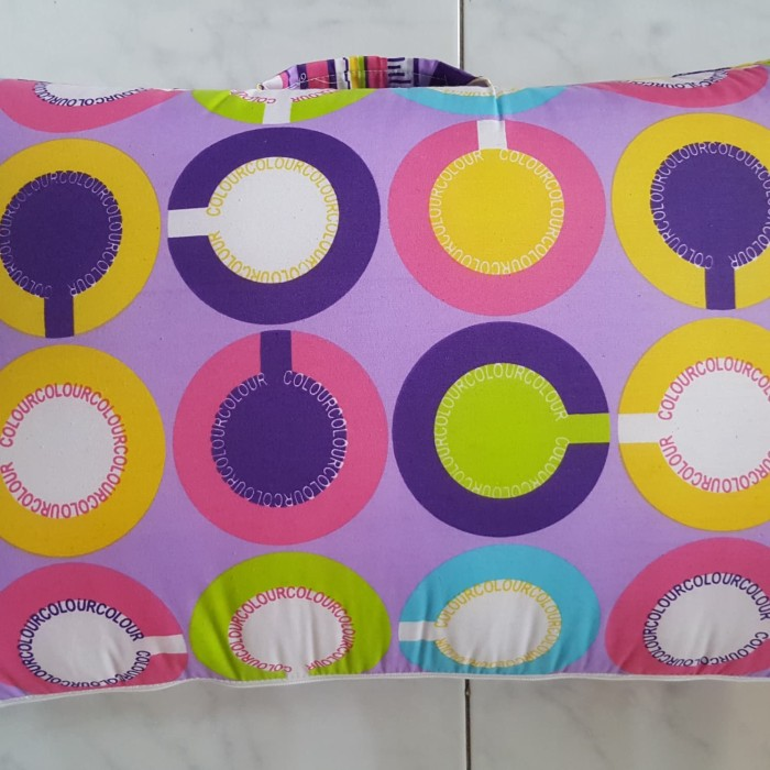 Foto Produk balmut polkadot ungu dari vienna_ol_shop
