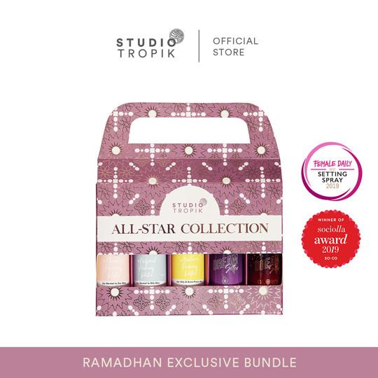 Foto Produk Studio Tropik Ramadhan Exclusive Bundle: All-Star Collection dari STUDIO TROPIK