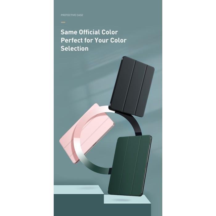 Foto Produk BASEUS Simplism Magnetic Leather Case for iPad Pro 11 & 12,9 inch 2020 - 11 inch dari Kiddies World