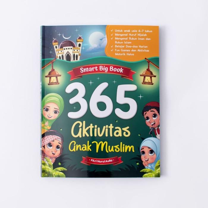 Foto Produk Smart Big Book 365 Aktivitas Anak Muslim dari Toko Kutu Buku