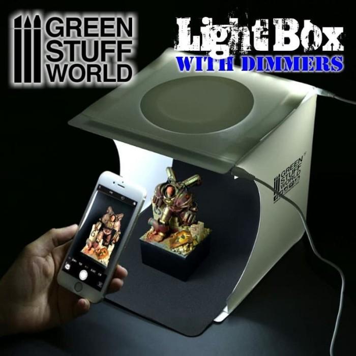 Foto Produk GSW Lightbox Studio (GSWD-71) dari Tamiyatoys