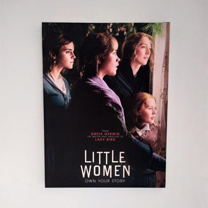 Jual Poster Little Women 2019 Ukuran A3 30x40 Cm Kota Tangerang Selatan True Geek Tokopedia