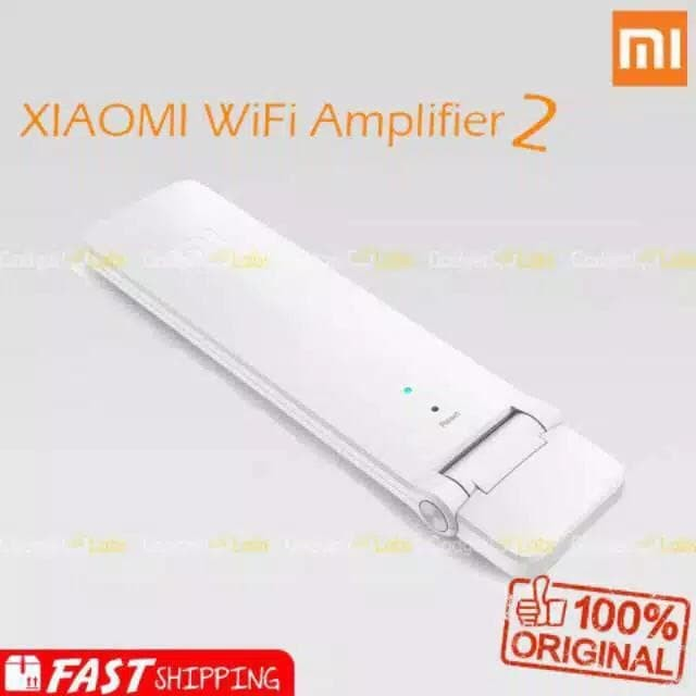 Foto Produk Xiaomi Mi Wifi Amplifier 2 Repeater Extender Usb Wireless 300 Mbps dari anty_store