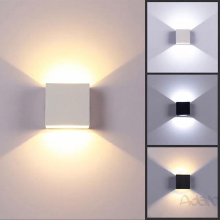 Jual Modern 6w Led Wall Light Up Down Lamp Tempat Lilin Jakarta Timur Soyosa Tokopedia