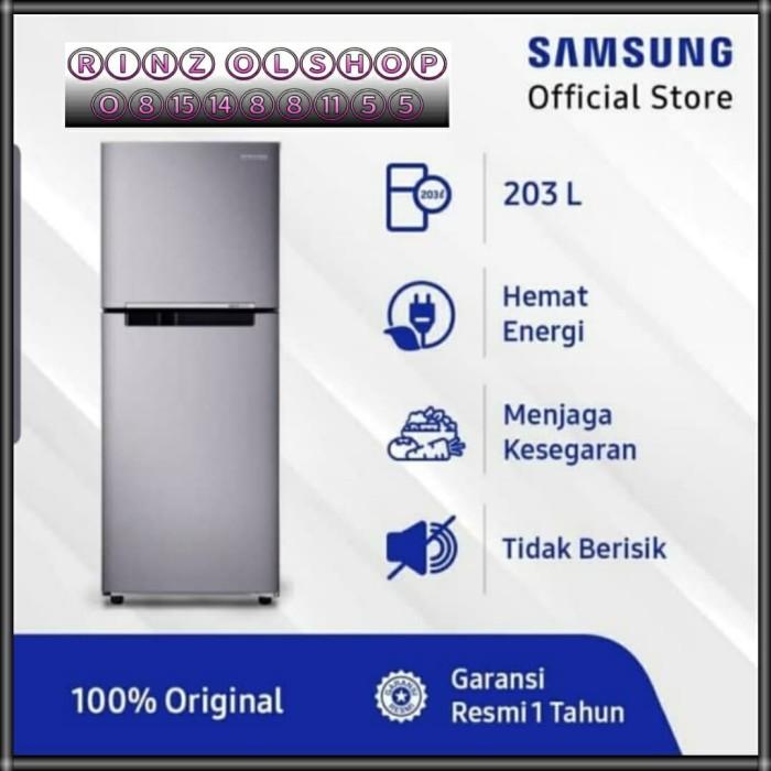 Jual Kulkas Samsung Rt20farwdsa Smart Inverter Kulkas 2 Pintu No Frost - Jakarta Barat