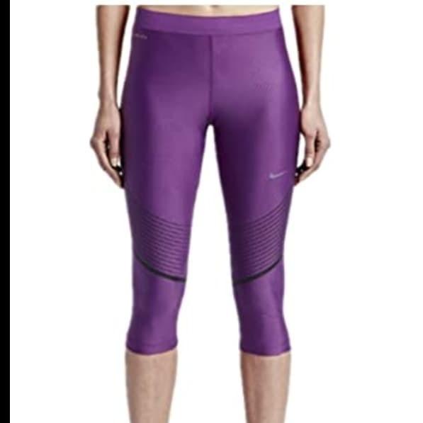 Jual Legging Sport Wanita Ungu Purple Women As Nike Power Speed Capri Kota Bekasi Tong Liquid Tokopedia