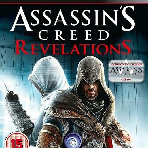 Jual Assassin Creed Revelations Ps3 Kab Tangerang Abawi O