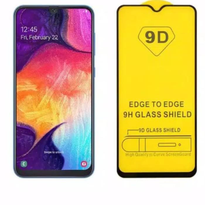 Foto Produk Tempered Glass Redmi Note 8 Full Cover 9D dari vivan cell