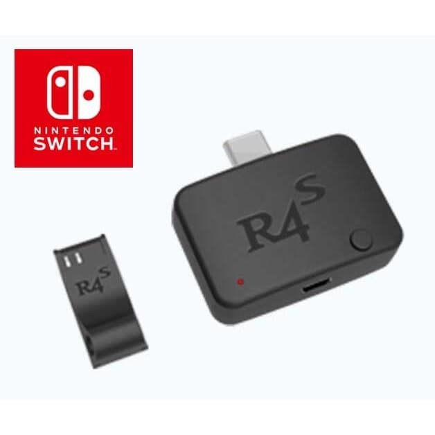 Foto Produk Nintendo Switch R4S Dongle SX NS RCM Loader dari Tamiyatoys