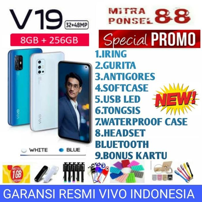 Foto Produk VIVO V19 RAM 8/256 GARANSI RESMI VIVO INDONESIA - Demo TanpaDus dari Mitra Ponsel 88