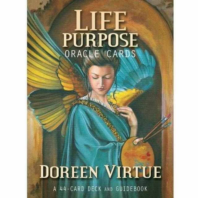 Foto Produk Life Purpose Oracle by Doreen Virtue dari Cecelala