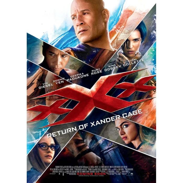 Jual Dvd Film Xxx Return Of Xander Cage 2017 Kab Karawang Dvd Movie Update Tokopedia