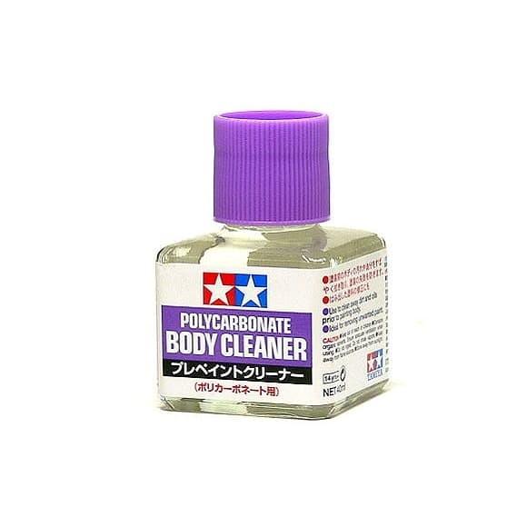 Foto Produk TAMIYA POLYCARBONATE BODY CLEANER (40ML) #87118 dari Helihantoys