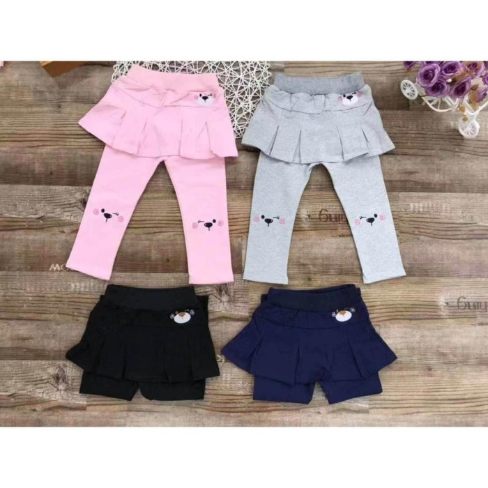 Jual Legging Rok Anak Perempuan Cewe Motif 3d Import Cotton Katun Imut Vol3 Merah Muda Xxl Jakarta Barat Polkadots Babies Kids Tokopedia