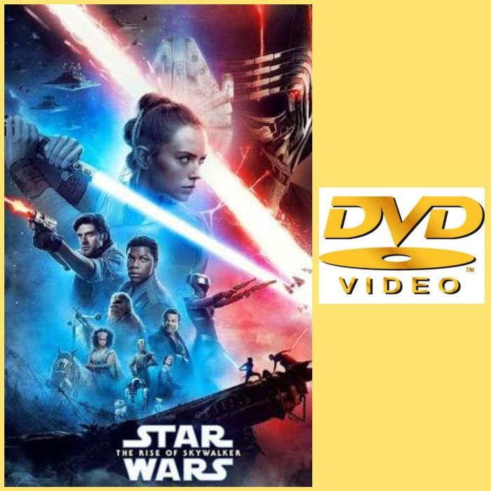 Jual Film Dvd Star Wars The Rise Skywalker Kualitas Hd Kota Surabaya Star Movie Tokopedia