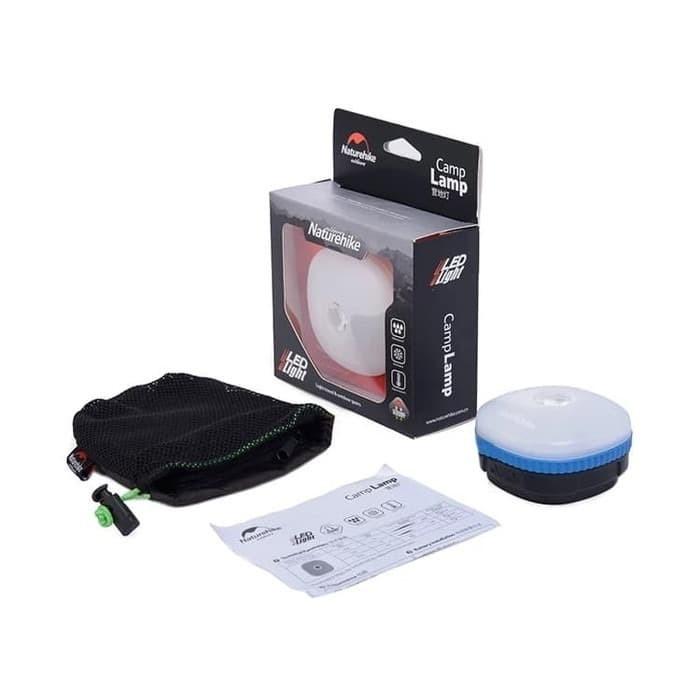 Foto Produk Lampu Tenda Gantung Naturehike Waterproof With Magnet not MSR Petzl dari Toko Gunung Murah