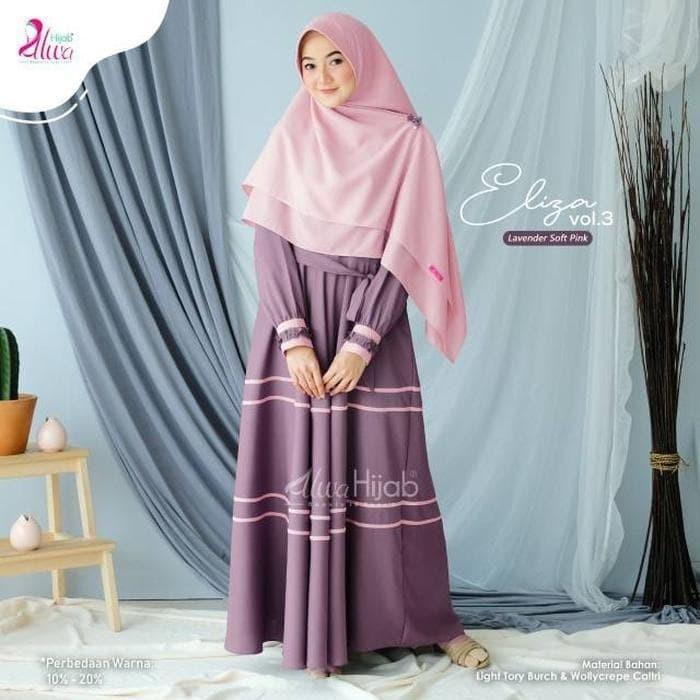 Jual Promo Gamis Syar I Eliza Set Alwa Hijab Limited Jakarta Barat Yetistore022 Tokopedia