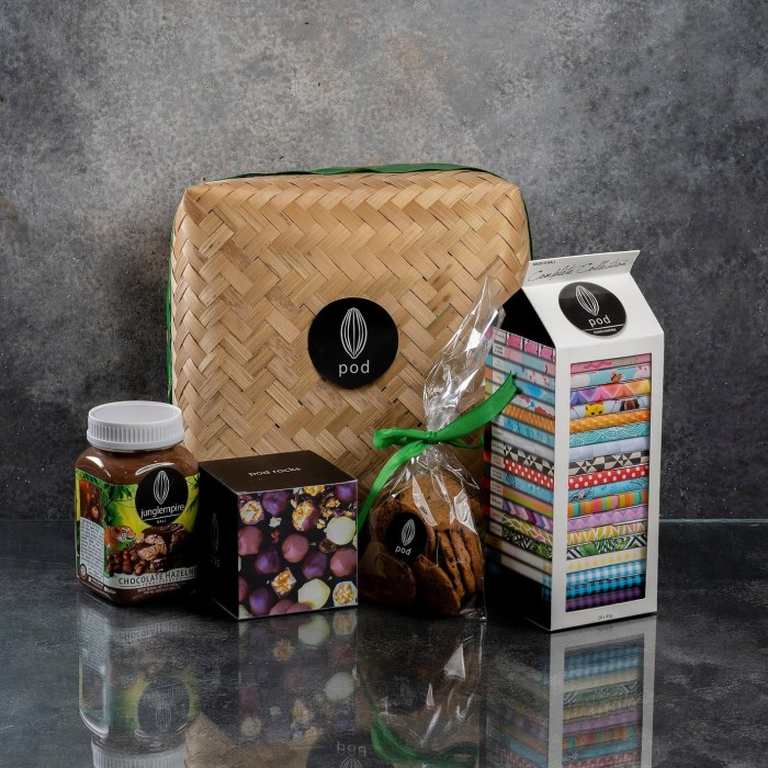 Foto Produk PODCHOCOLATE Gift Hamper Medium dari PODCHOCOLATE BALI