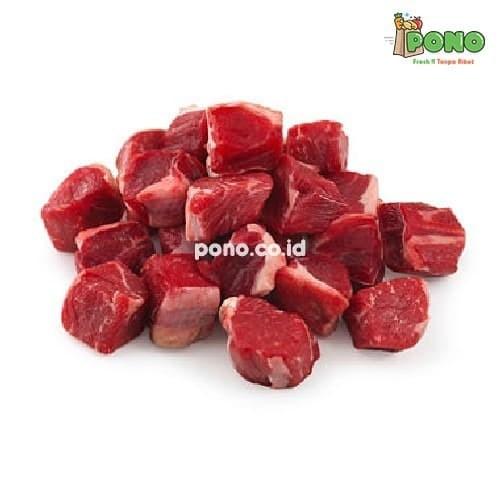 Foto Produk Daging Rendang 500gr/pack dari Pono Area Solo