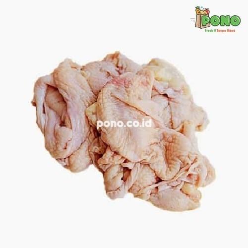 Foto Produk Kulit Ayam Negeri 500gr dari Pono Area Solo