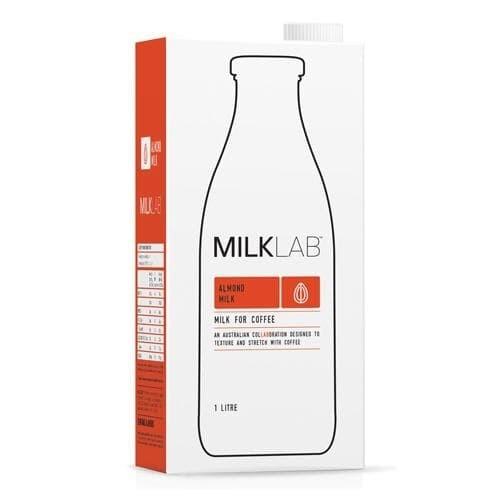 Foto Produk Almond Milk - MILKLAB 1L dari Gerilya Coffee