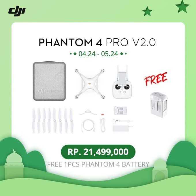 Jual DJI Phantom 4 Pro V2.0 - Jakarta Utara - DJI OFFICIAL ...