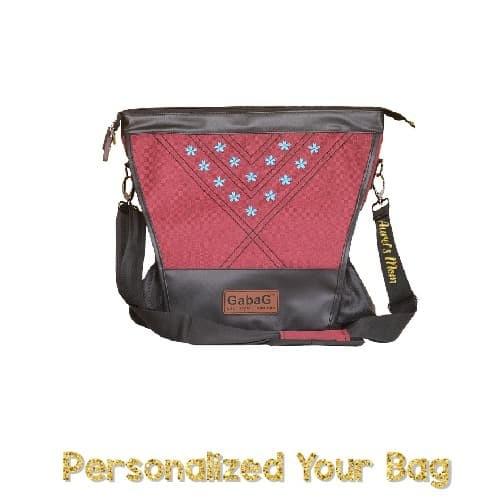 Foto Produk GabaG - Coolerbag Andrea - Custom Nama dari GabaG Indonesia