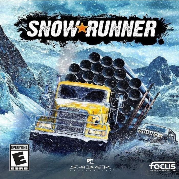 Foto Produk SnowRunner | Snow Runner | PC GAME dari Lapak Lancar Jaya