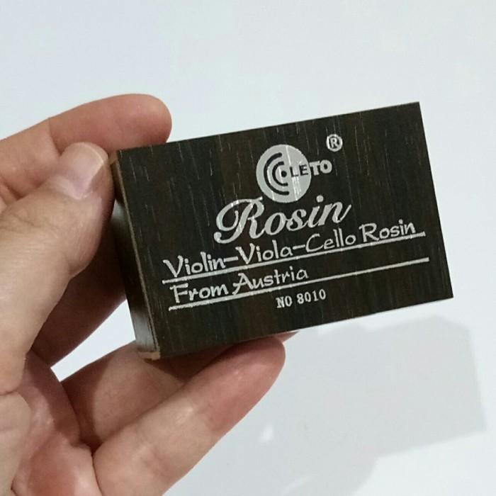 Foto Produk Rosin biola kotak kayu Leto from Austria untuk violin viola cello erhu dari Kreisler Shop