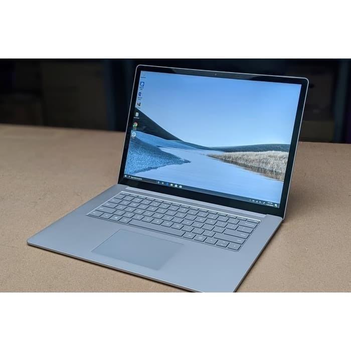 Jual Microsoft Surface Laptop 3 13 5 Inch I5 8gb 256gb Ssd Microsoft Kota Batam All Mix Shop Tokopedia