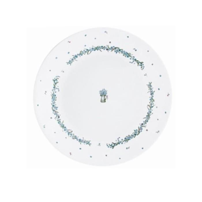 Foto Produk CORELLE Dainty Flora Dinner Plate 26cm 110-DF-LP dari Homeland Store