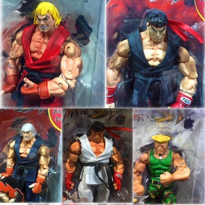 Jual Street Fighter Action Figure Neca Original Jakarta Barat