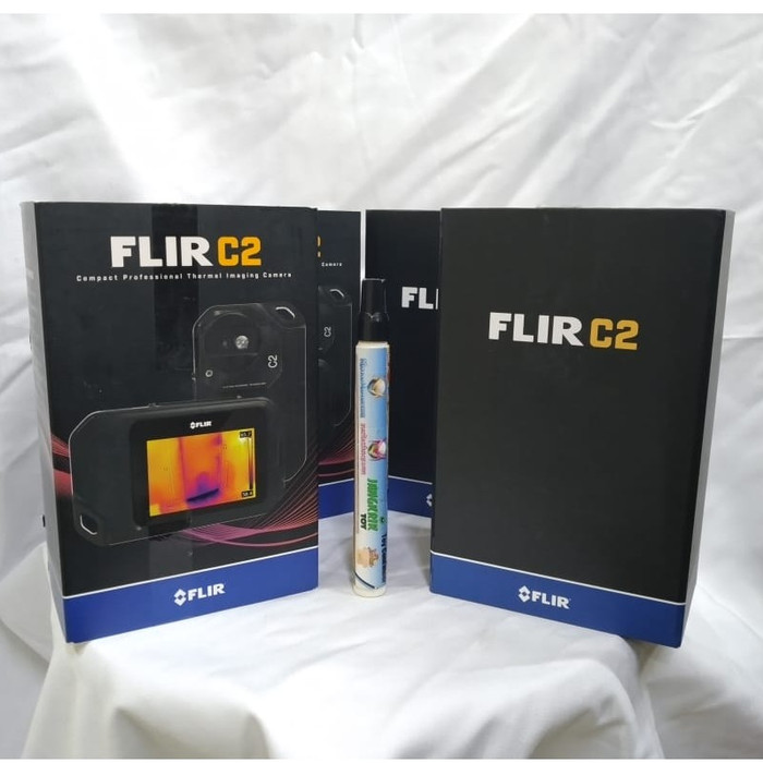 Foto Produk READY Flir C2 Compact Professional Thermal Imaging Camera NEW dari MarkasMainan