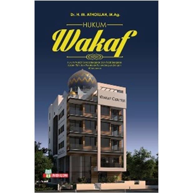 Foto Produk Hukum Wakaf dari Yrama Widya Online