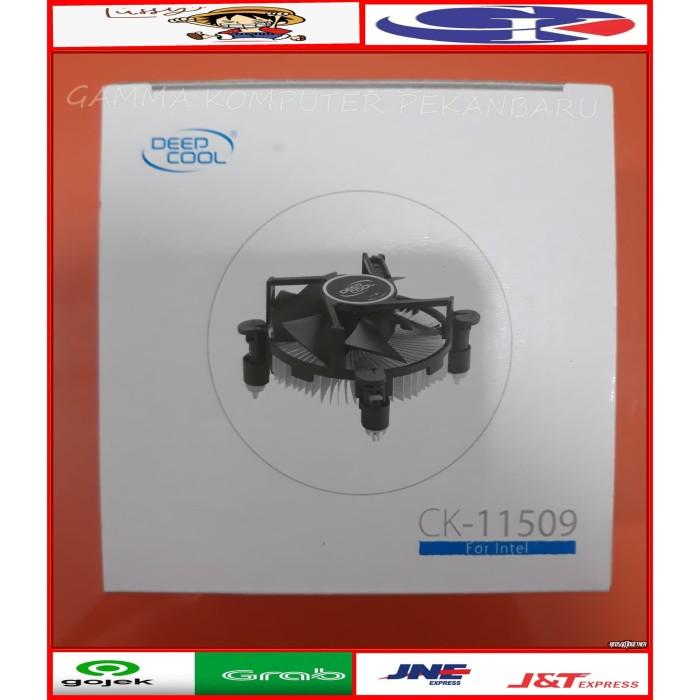Foto Produk FAN DEEPCOOL CK11509 / CPU COOLER / KIPAS PROCESOR / FAN INTEL dari GAMMA KOMPUTER